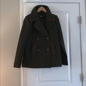 NWT! Pea coat